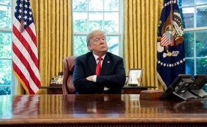 Trump revoca una ley que permitiría acelerar la puesta en libertad de niños migrantes