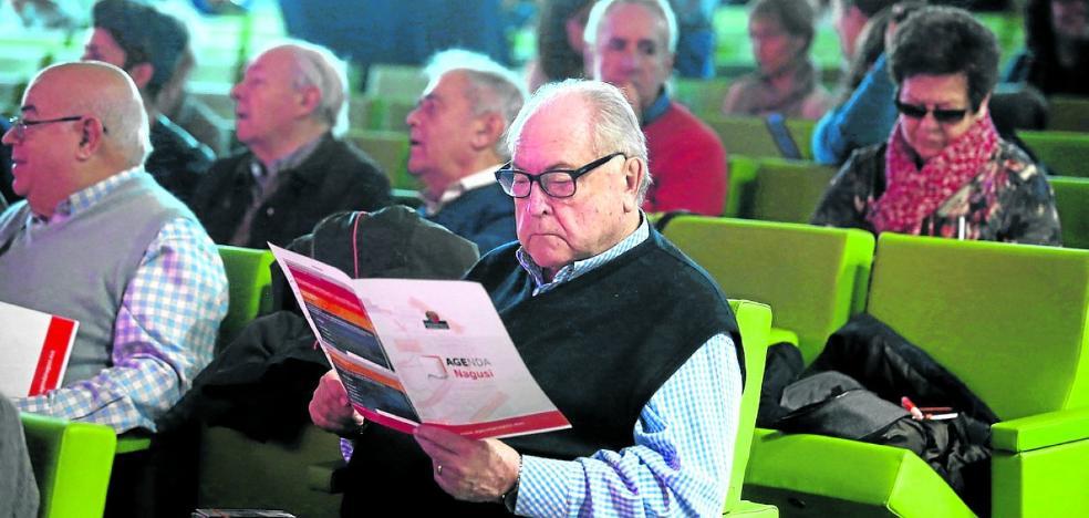 El Gobierno Vasco quiere implicar a los mayores en la toma de decisiones