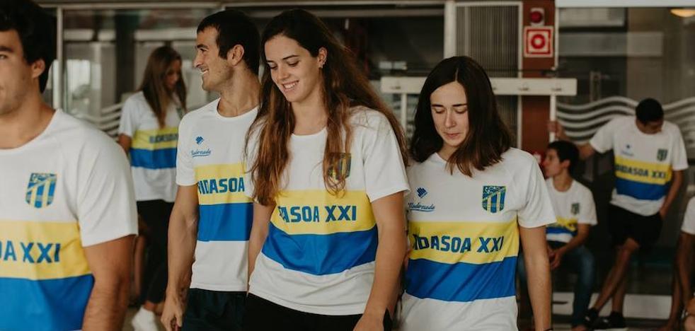 El Bidasoa XXI vuelve a la Copa de Clubes