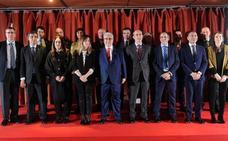 Uribe-Echevarría recibe el apoyo del PNV en la presentación oficial de su candidatura