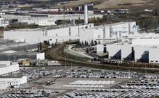 Volkswagen Navarra produce 11,5% más que en 2017
