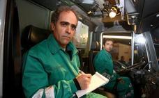 Luis Tosar, en la piel de un basurero en Pasaia
