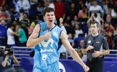 Darío Brizuela mejora su máxima anotación en ACB