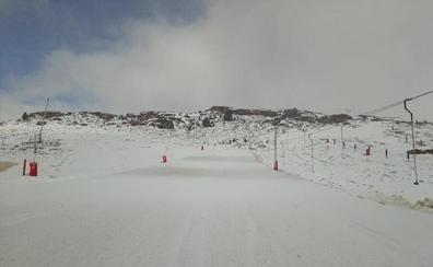 Las 'Ganas de nieve' de Candanchú