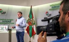 El PNV responde al Rey que el «mayor legado» sería reconocer a los vascos «como nación»