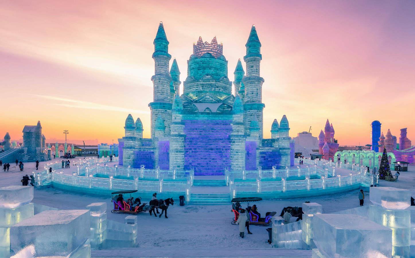 La ciudad de hielo