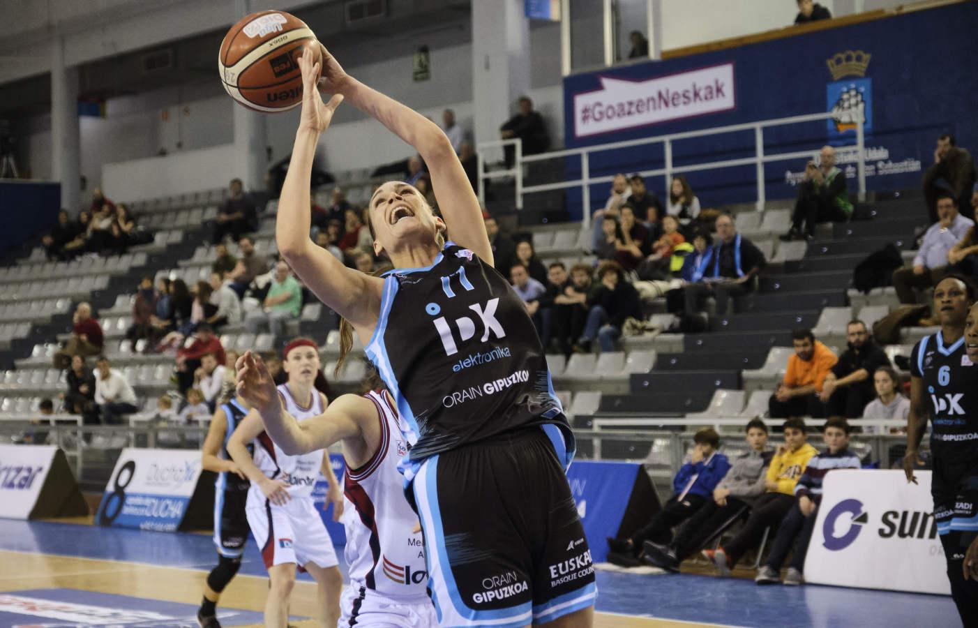 IDK Gipuzkoa remonta y gana un espectacular partido