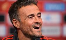Luis Enrique: «Estoy muy satisfecho de la actitud de los jugadores»