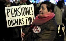 Los jubilados ganarán casi 19 euros más de media al mes a partir de enero
