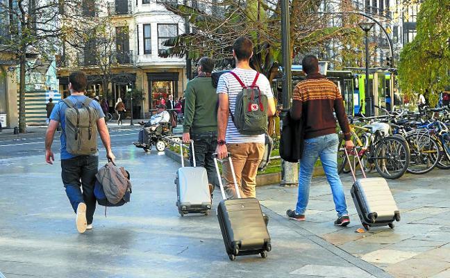 Donostia destinará viviendas turísticas alegales a residencias para investigadores