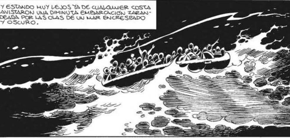 La penúltima despedida del maestro Carlos Giménez