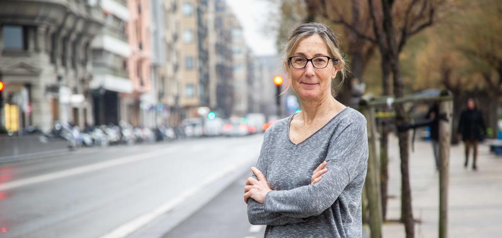Pilar Arana: «Hemos rechazado la entrada en Donostia de empresas que alquilan patinetes eléctricos»