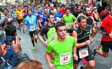 Los runners se despiden del año corriendo