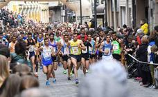 Gipuzkoa acoge carreras durante todo el día para despedir el año