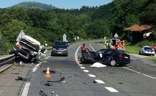 Más de la mitad de los muertos en 2018 en las carreteras vascas era motociclista o peatón