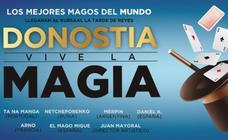 Donostia vive la magia este domingo