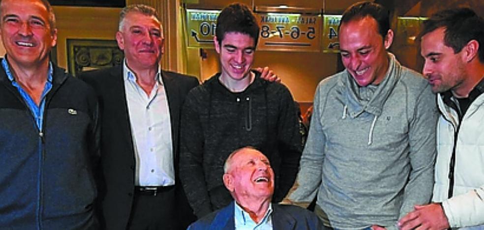 El empresario de cines que nació en un caserío de Eibar