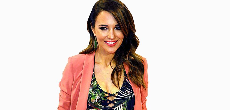 Paula Echeverría, enamorada y eufórica