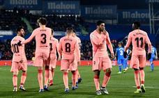 El Barça consolida su liderato