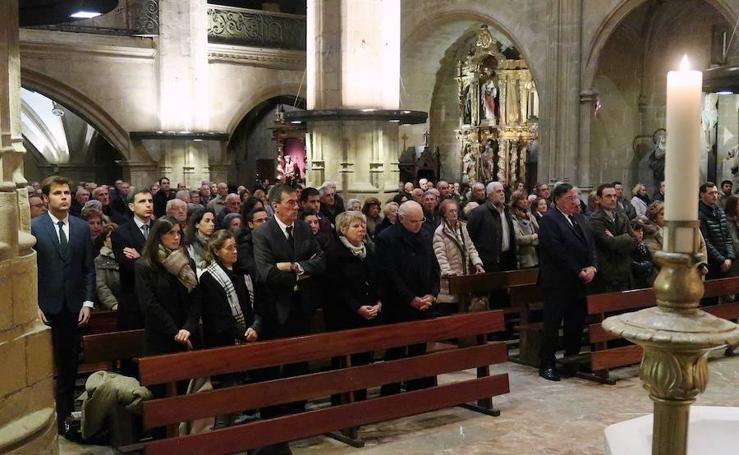 Emotivo último adiós a Gallastegi en Donostia