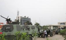 Gabón aborta un golpe militar