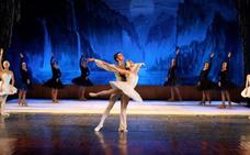 Russian Classical Ballet pondrá en escena 'Giselle' en el Kursaal el próximo sábado