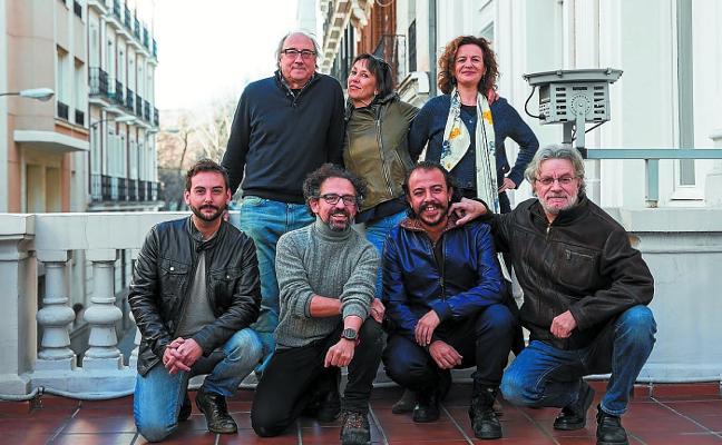 «En Cataluña no nos alquilan»