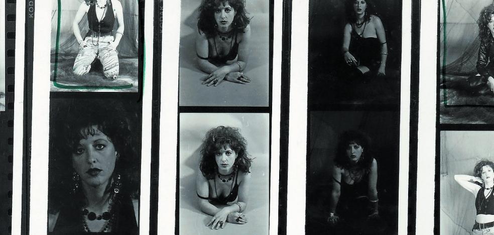 'Lou' rescata la fuerza expresiva de la cantante que lideró el rockabilly zarautztarra de los 80