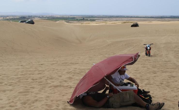 En marcha el nuevo Dakar