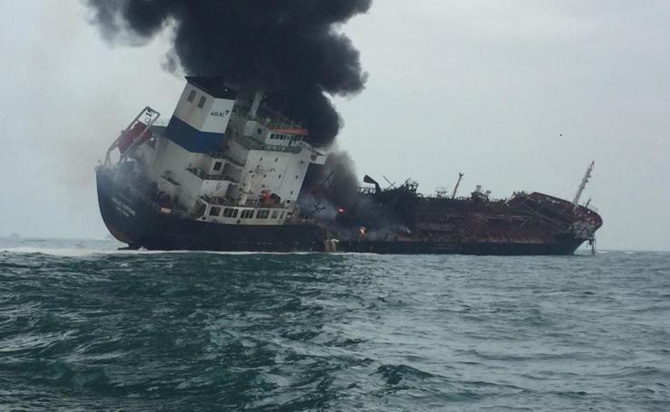 Nueva tragedia marítima