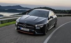 Fotos del nuevo Mercedes CLA