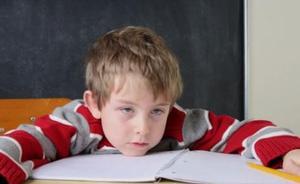 Hipoactividad: niños a cámara lenta