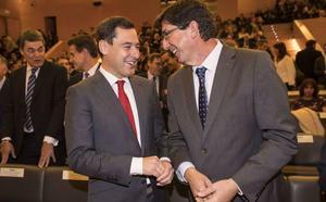 Un gobierno en Andalucía con once carteras, «solo de fuerzas constitucionalistas» y sin populistas