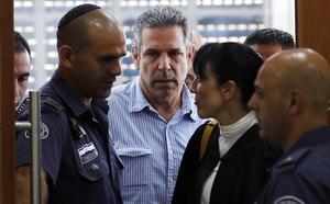 11 años de cárcel al exministro israelí que espió para Irán