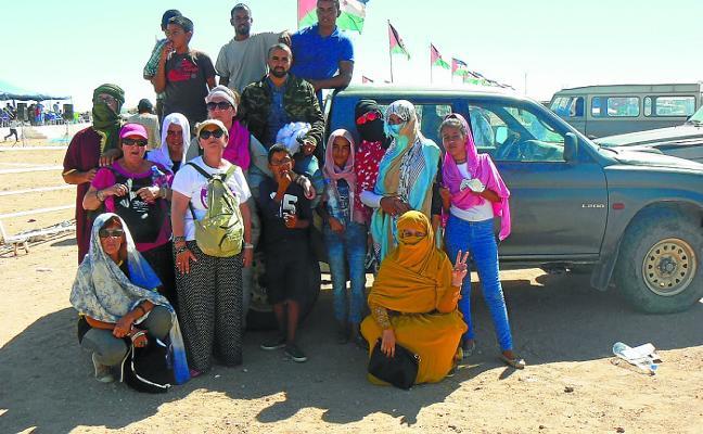 Hare Haizea inicia una nueva recogida de alimentos para el pueblo saharaui