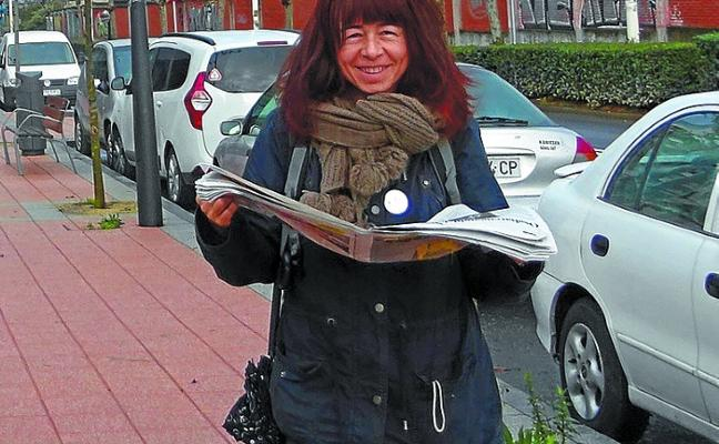 Idoia Garzes lasartearrak irabazi du XXXVII. Lizardi Saria