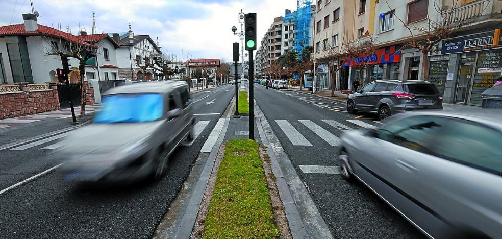 El radar móvil de San Sebastián se extiende a nuevas ubicaciones