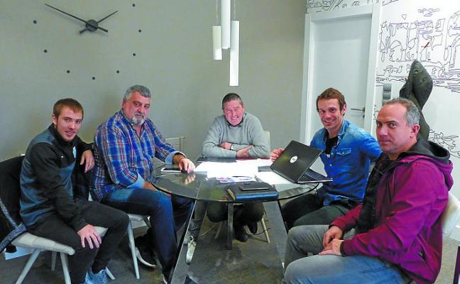 El refuerzo del euskera en el deporte base, objetivos del Beasain y el BKL