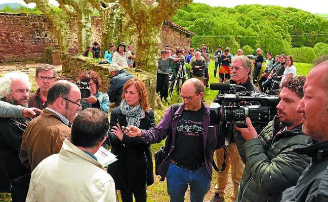 El Gobierno renueva la declaración de interés foral del proyecto de Aroztegia
