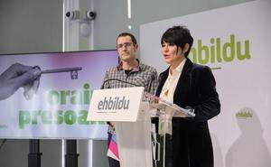 EH Bildu reclama al Gobierno más movimientos con los presos de ETA