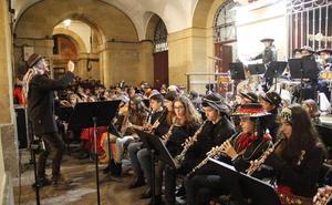 Donostiako doinuak Europako hiriburutza kulturalaren inaugurazioan