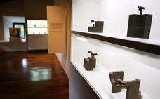 La Diputación custodia 13 obras de Chillida durante las obras del museo