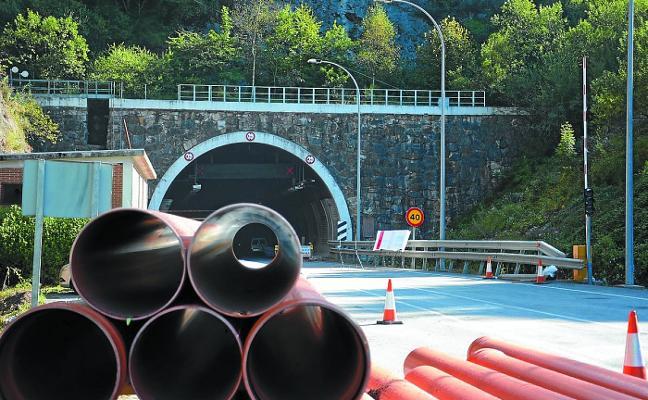 «Los túneles de Belate siguen sin ser seguros a pesar de las obras»