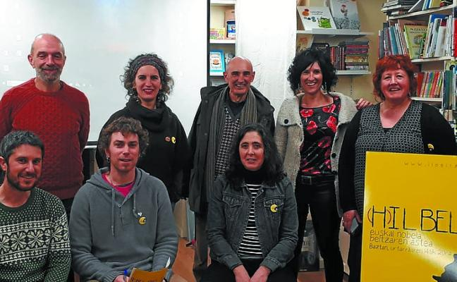 (H)ilbeltza, la Semana de la novela negra en euskera, a partir del día 14