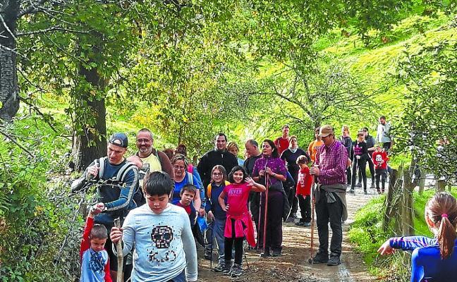 Euskalduna Taldea organizará 27 salidas montañeras en este año