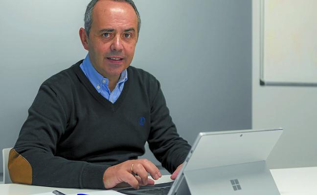 Asier Albizu: «La falta de un ecosistema tecnológico impidió que nos instaláramos en Matxaria»