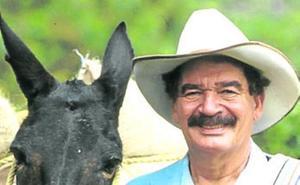 Muere el actor que encarnó a Juan Valdez