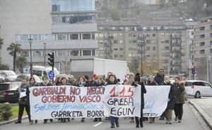 La huelga de limpieza de comisarías cumple 115 días sin visos de solución