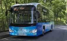 Irizar fabricará seis nuevos buses eléctricos para Luxemburgo