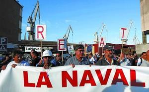 La SEPI confirma que unos 150 empleados de La Naval serán recolocados en Navantia